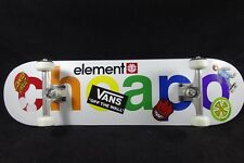 Enjoi Skateboard Complete 8.2 Manton Titanium Trucks Element Spitfire Santa Cruz