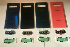 Samsung Galaxy G975F S10+ Plus Rear Back Glass Battery Cover Camera Replacement