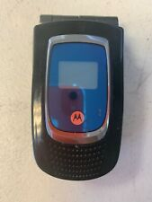 AT&T Wireless Motorola Flip Phone Pre Owned