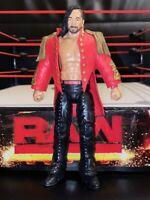 SHINSUKE NAKAMURA WWE MATTEL NXT TAKEOVER SERIES 2 ELITE WRESTLING FIGURE