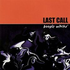 Last Call - Boogie Witcha [CD]