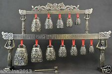 Antique Musical Instruments, Chinese ancient palace instruments, bells
