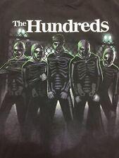 Vtg The Hundreds Tshirt SizeL Johnny Lawrence Karate Kid Halloween Skulls 80s 90