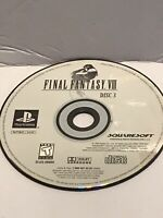 Final Fantasy VIII (PlayStation 1, 1999). Disc 3 Only