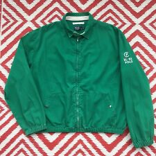 Vintage Ralph Lauren Jacket CL-92 Green Size XL Made In USA 90's 1992