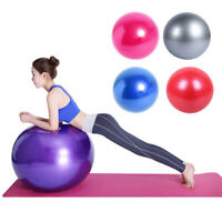 Sports Yoga Ball Pilate Fitness Gym Balance Fitball Stretch Exercise Rubber Band