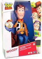 Toy Story Woody DEUTSCH sprechende Figur 15 Sprüche Phrasen Toy Story 4