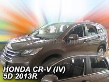 HEKO Windabweiser HONDA CR-V IV 5türig 4-tlg 2012--> - 17170