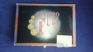Jethro Tull 25th Anniversary 4 CD Box Set Excellent Condition With Booklet