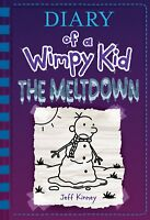 The Meltdown (Diary of a Wimpy Kid by Jeff Kinney Hardcover  NEW