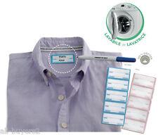 etichette termoadesive per personalizzare indumenti vestiti lavabili lavatrice