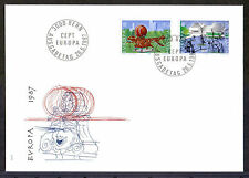 Art, Artists First Day Cover Swiss Stamps