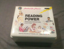 Hooked On Phonics Cassette Sra Reading Power Set/Home Schooling