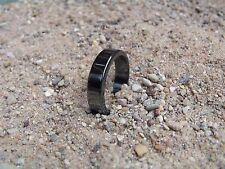 Hämatit Ring 6mm Blutstein Steinring