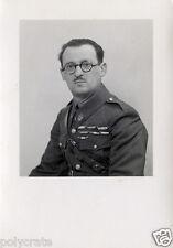 Photo ancienne identité - Portrait homme militaire années 1950
