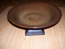 Partylite Sahara Sands Bowl - Nib - Retired