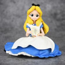 Character Crystalux Princess Xmas gift Alice Alice in Wonderland PVC Figure