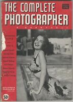 Complete Photographer Quarterly Magazine, Issue 1, Vol. 10. 1943 - Photography