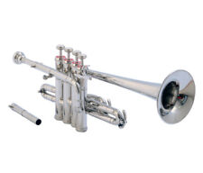 Bb/A PICCOLO TRUMPET FREE HARD CASE + MOUTHPIECE BIRTHDAY GIFT FOR BEST FRIENDS