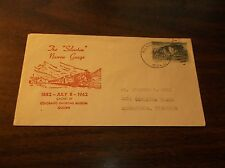 JULY 1962 SILVERTON NARROW GAUGE SPECIAL COMMEMORATIVE ENVELOPE