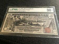 $1 1896 Silver Certificate Fr# 224 Tillman | Morgan, PMG