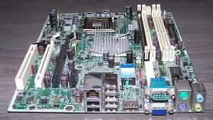 361682-001 System Board Mainboard für HP Compaq dc7100 SFF / dx6100 Slim Tower