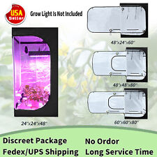 Hydroponics Grow Tent Non Toxic Indoor Grow Box Horticulture Plant Growing Tents