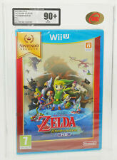 Leyenda de Zelda: The Wind Waker HD Nintendo Wii ? NUEVO SEALED clasificado UKG 90+
