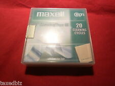 Maxell DLT CleaningTape III Cleaning Tape for DLT Tape Drives