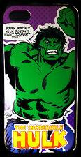 Incredible Hulk iphone 5/5s phone case - Marvel Comics