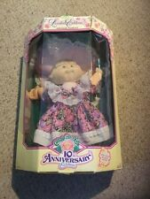 Cabbage Patch Kids - Zora Mae - 10th Anniversary Limited Edition