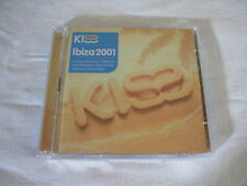 NEW 2 CD ALBUM KISS IBIZA 2001.