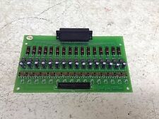 P.E.T.S. 16 CHAN Current Scale Board Rev 2 PCB Control Board Channel (TB)
