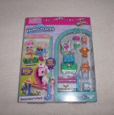 Shopkins Happy Places Play Set Pretty Pony Petkins Bundle of 13 Figures 3 Hidden