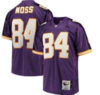 Mitchell & Ness Minnesota Vikings #84 Football Jersey New Mens 56 3XL $300