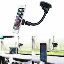 Gooseneck Long Magnetic Car Dash Mount Dock Window Holder Universal Phone Tablet