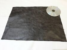 Brown Old English 40x30cm 100% Quality furtura leather offcut 1.1mm Craft patch