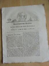 1814 23 Wolfgang Köpp Edler von Felsenthal aus Eisenstadt Juden Spitall in Wien