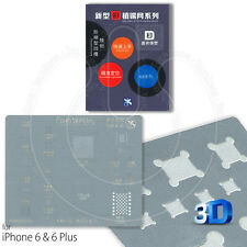 Mijing A8 3D BGA Stencil IC De Reparación De Calor Directo Para Apple iPhone 6 y 6 Plus