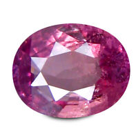 Pink Color Natural Ceylon Sapphire Gemstone  1.800Ct Ceylon Natural Sapphire Oval Cut Loose Gemstone SriLanka  Pink Sapphire Ring C/_video