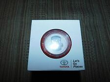 1966 - 2016 TOYOTA COROLLA 50TH ANNIVERSARY PROMOTIONAL CLOCK WATCH TIMER IN BOX