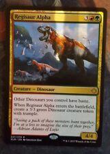 Mtg regisaur alpha x 1 mint condition