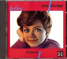 Rita Pavone – Fortissimo Year 1988 Ultra Rare CD RCA – CD 71658 NM/NM