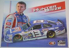 2016 Hunter Baize Bicycle Playing Cards Chevy SS NASCAR K&N postcard