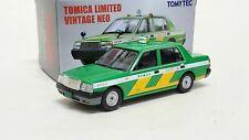 1:64 Tomica Limited Vintage NEO LV-N218a Toyota Crown Comfort Sedan Tokyo Taxi