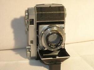 Kodak Retina II Type 011 With 47mm F2 Ektar Lens