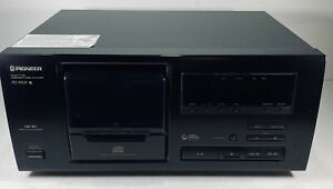 Pioneer PD-F505 File Type 25 Compact Disc Player Changer
