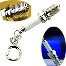 Spark Plug Keyring Suspension Damper KeyChain Key Chains