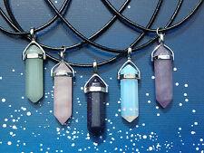 Quartz Leather Fashion Necklaces & Pendants
