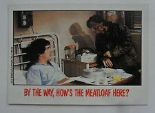 1988 Topps FRIGHT FLICKS Horror Movies Card #37 ~ An American Werewolf In London